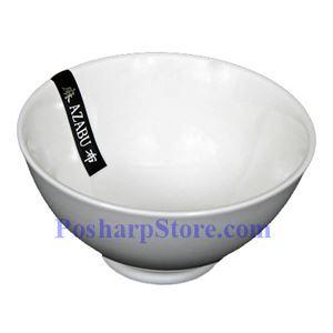 图片 传统圆形白色瓷碗 PHP-A0090