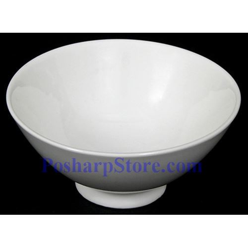 Picture for category White Round Shallow Porcelain Bowl PHP-A3826