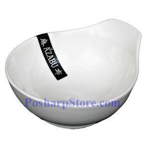 图片 汤形白色瓷碗 PHP-A2315