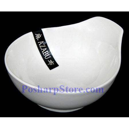 分类图片 汤形白色瓷碗 PHP-A2315