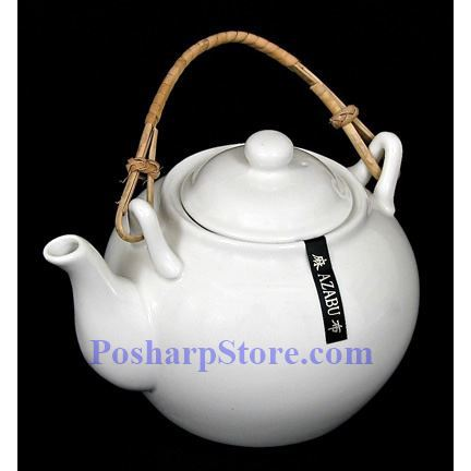 Picture for category White Classic Porcelain Teapot PHP-A0216