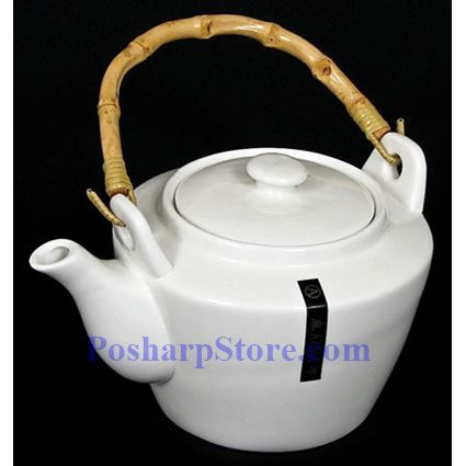 Picture for category White Large Porcelain Teapot PHP-A6854
