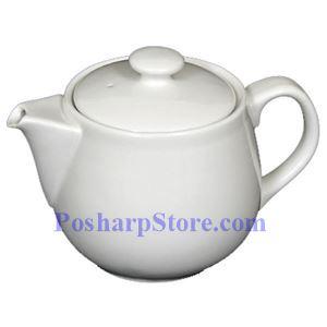 图片 传统白色瓷茶壶 PHP-A10989