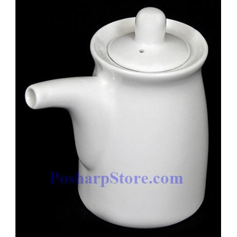 Picture for category White Porcelain Sauce Pot PHP-A7097
