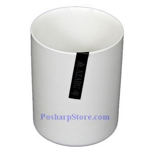 Picture of White Straight Porcelain Tea Cup PHP-A4400