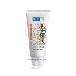 Picture of Rohto HADALABO Gokujun Hyaluronic Face Cleansing Foam