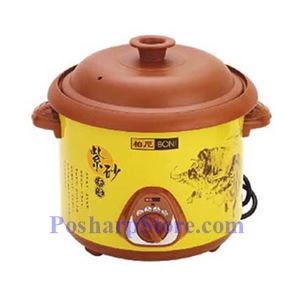 Picture of Boni   5.5-Cup Purple Clay Slow Cooker