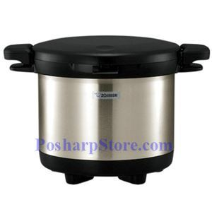 Picture of Zojirushi SN-XAE80-XA Stainless Steel Thermal Vacuum Cooking Pot
