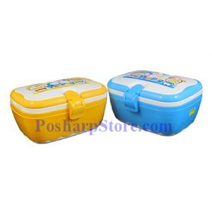 Picture of PeePig Oval Shaped Lunch Box
