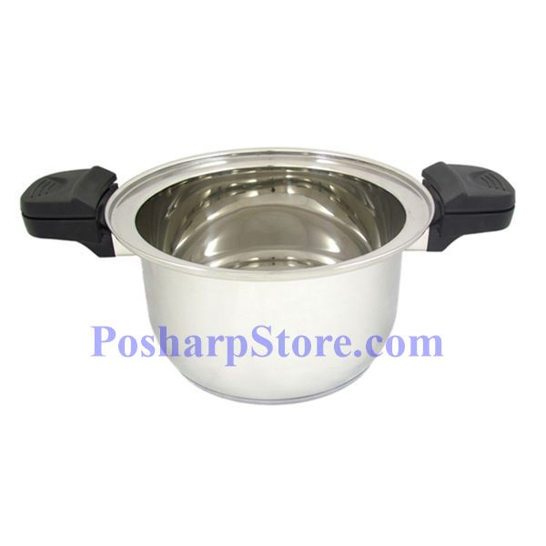 Picture for category Myland Double Handler Stainless Steel Pressure Cooker