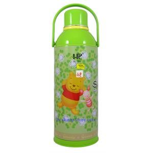 Picture of HappyLion 1 Liter Glass Vacuum Flask With Cartoon Style