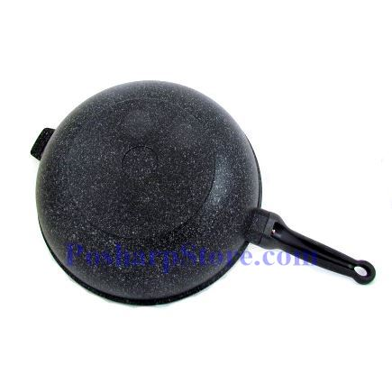 Picture for category JoyCook ED-KCW34 14-Inch Durastone Marble Wok Pan