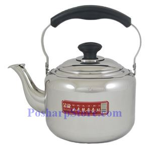Picture of Jinlong 3-Liter Buddhist Whistling Tea Kettle