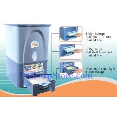 Picture for category TAYAMA PG-25 Rice Dispenser