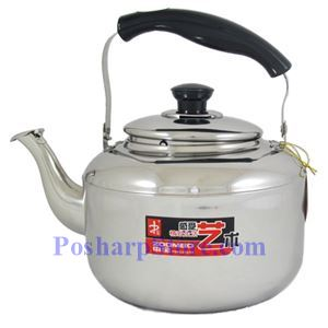 Picture of Zoombo DB-4 4-Liter Qinyin Stainless Steel Kettle