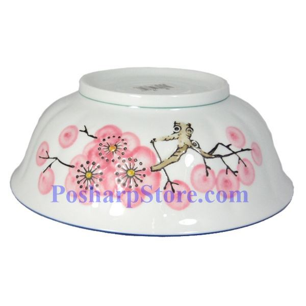 Picture for category Plum Blossom 8-Inch Flaring Rice Bowl