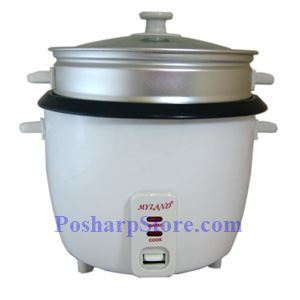 Picture of Myland  5-Cup Non-Stick Rice Cooker with Steamer