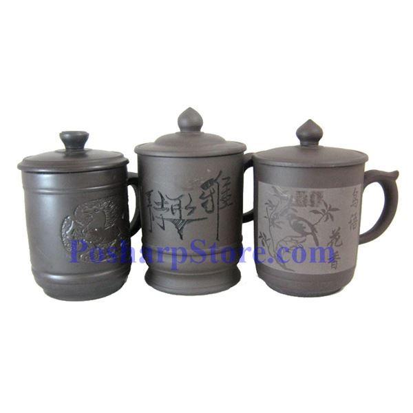 分类图片 雅聚紫砂茶杯