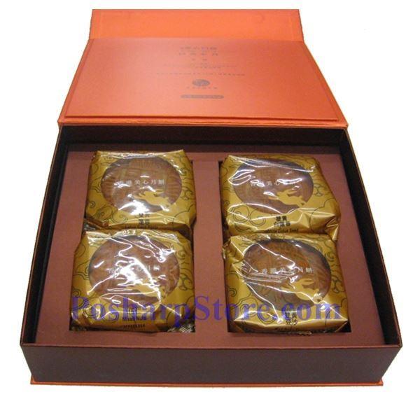 分类图片 美心四色月饼礼品盒