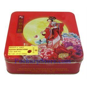 图片 单黄榴莲中秋月饼