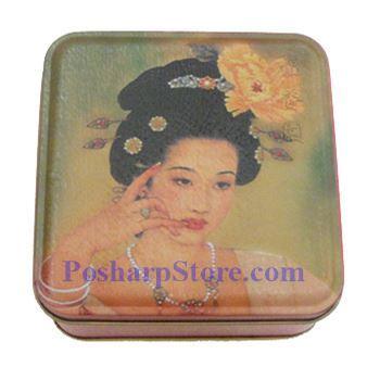 分类图片 香港福香园双黄五仁精装月饼