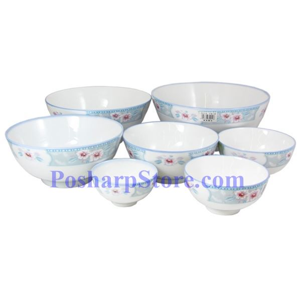 Picture for category Huangpin Porcelain 7-Inch Spring Blossom Bowl