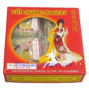 Picture of Banh Deo Thap Cam Vietnamise Style Mooncake