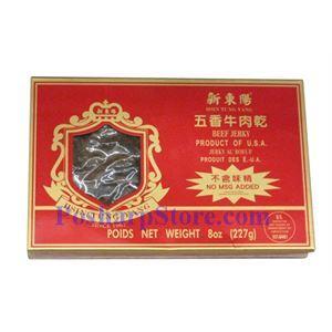图片 新东阳五香牛肉干 170克