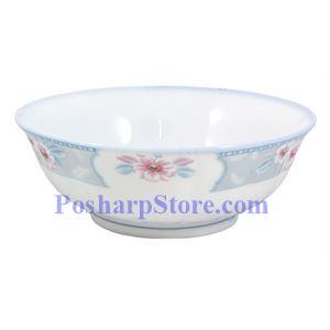 图片 满园春色6吋波面反口瓷碗