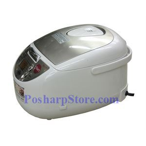Picture of Tiger JBA-T10U 5.5-Cup Microcomputer Controlled Rice Cooker