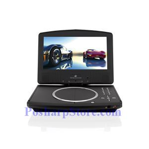 Picture of GPX PD908B 9'' Potable DVD Player