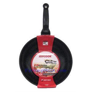 Picture of JoyCook ED-KCW28 11 Inch Durastone Marble Wok Pan