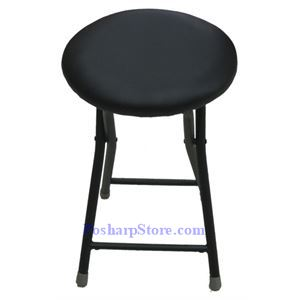 Picture of Folding Stools with Black Color