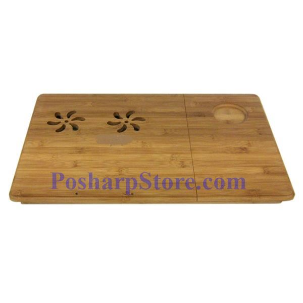 Picture for category Portable Bamboo Computer Table with Ajustable Angle