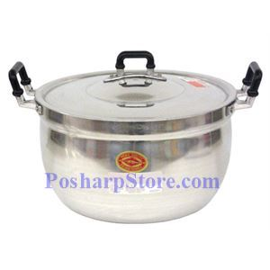 Picture of Golden Triangle 13 Inch Aluminum Pot