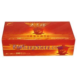 Picture of Prince of Peace® Instant American Wisconsin Ginseng Tea Twin Boxes