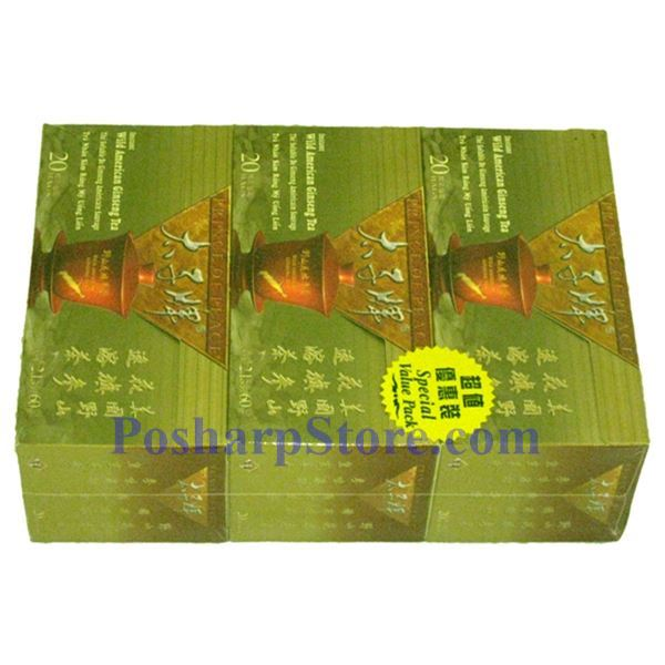 Picture for category Prince of Peace® Wild American Ginseng Instant Tea, Special Value Pack