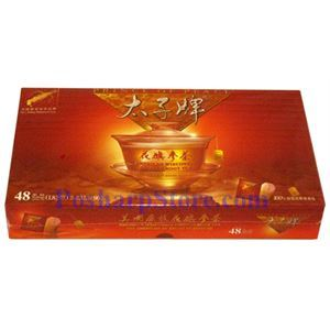 Picture of Prince of Peace® American Wisconsin Ginseng Root Tea 48 Teabags