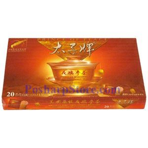 Picture of Prince of Peace® American Wisconsin Ginseng Root Tea 20 Teabags