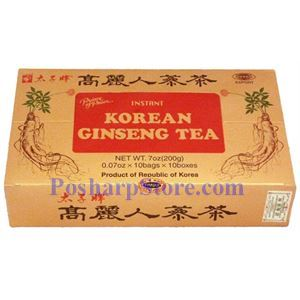 Picture of Prince of Peace® Instant Korean Ginseng Tea 7 oz