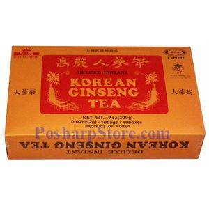 Picture of Royal King Deluxe Instant Korean Ginseng Tea 7oz