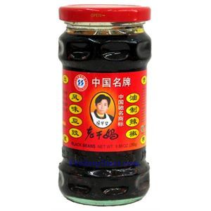 Picture of Laoganma Spicy Black Bean