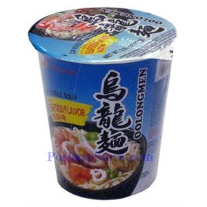 Picture of Nong Shim OolongMen Cup Noodle Soup with Seafood Flavor