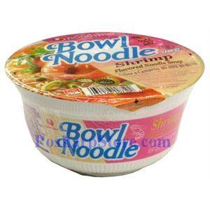 Picture of Nong Shim Bowl Noodle Spicy Shrimp Flavored Noodle Soup