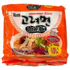 图片 韩国Paldo鸡丝方便面
