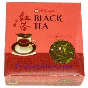 图片 天仁茗茶红茶100袋装