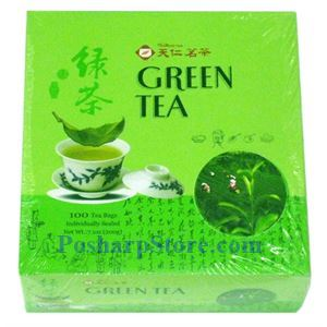 Picture of Tenren  Green Tea With 100 bags
