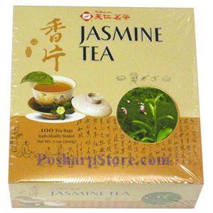 Picture of Tenren  Jasmine Tea With 100 Bags