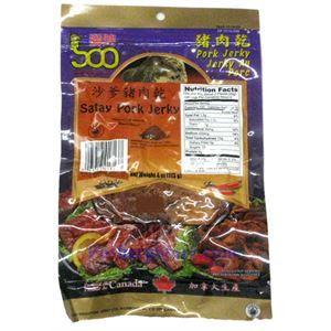 Picture of Soo Jerky Satay Pork Jerky 3(oz)