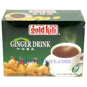 Picture of Gold Kili Instant Ginger Tea 6.3 oz